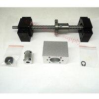 SFU1204 Set SFU1204 Rolled Ball Screw C7 With End Machined 1204 Ball Nut Nut Housing BK