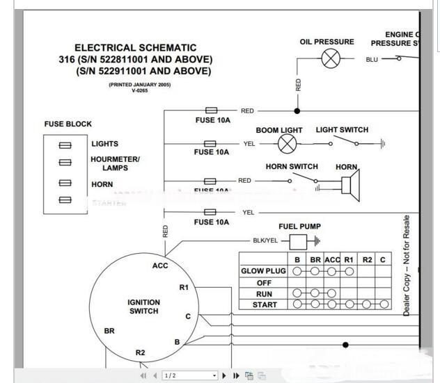 online shop bobcat schematics manual full set dvd mobile
