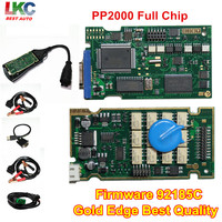 2016 Best Quality PP2000 Diagbox 7 76 V25 Lexia3 V48 With Serial 921815C Full Original Chip