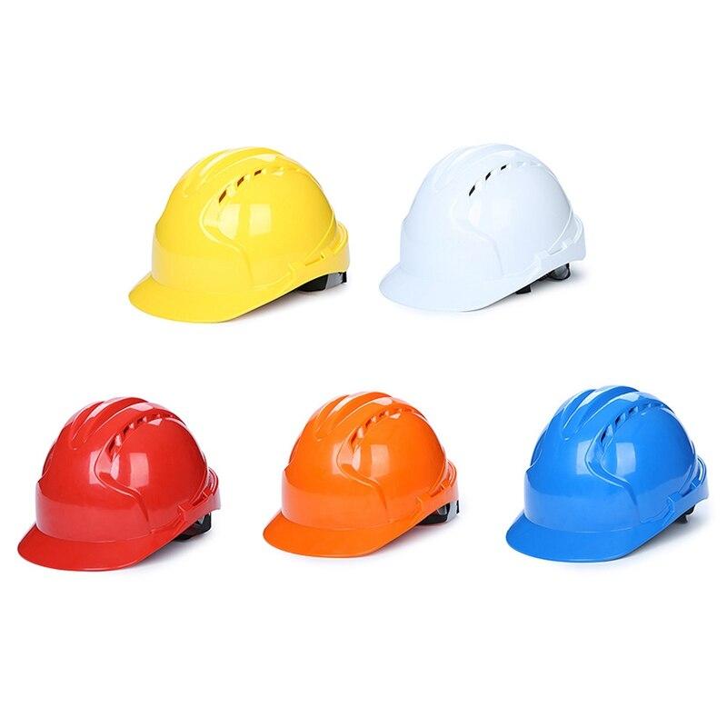 Sicherheit Helm Lager Arbeiter Harte Hut Atmungsaktiv Kunststoff Isolierung Material Arbeitsplatz Sicherheit Liefert