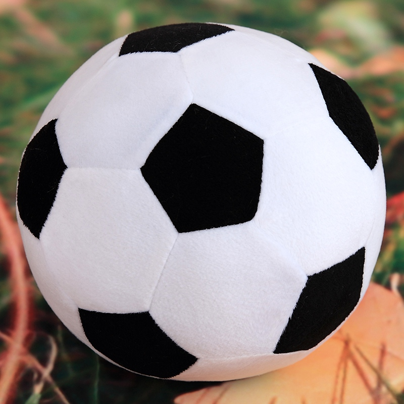 World Cup Soccer Soft font b Toy b font Plush Footboll Soccer Gifts Souvenir Children Gift