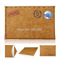 Caja del ordenador portátil para macbook pro 13 15 air 11 envelope funda para portátil bolsa protectora de cuero superior de la pu para el libro de mac