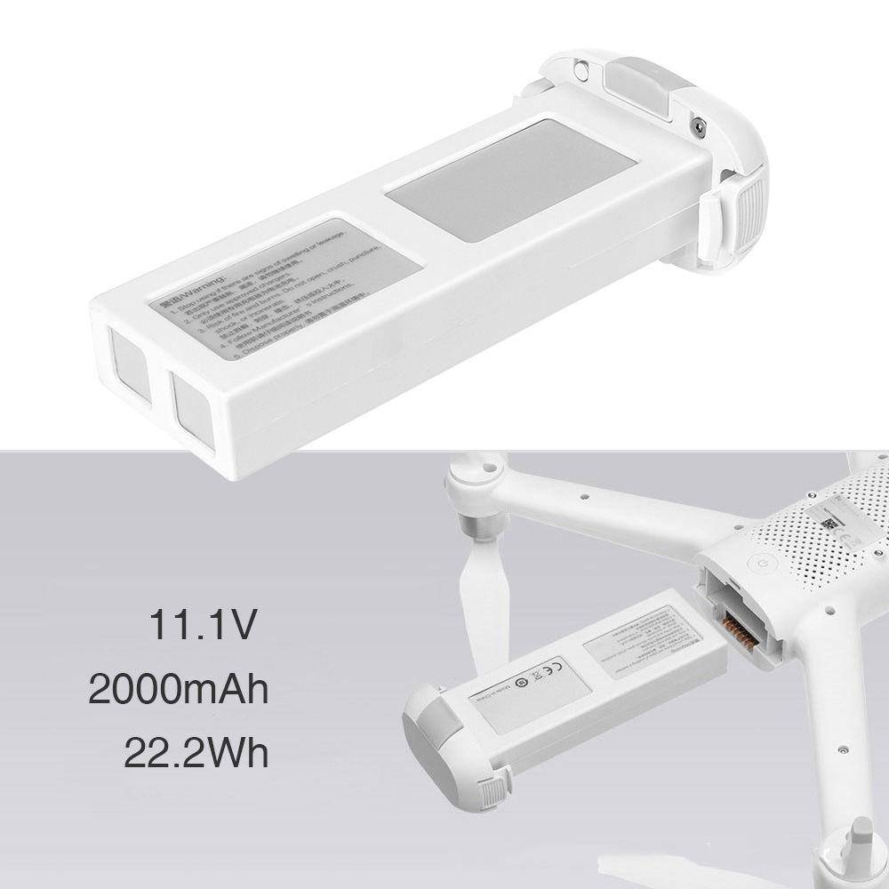 In Stock For Xiaomi FIMI A3 RC Quadcopter Spare Parts Rechargeable Li ion Battery 11 1V