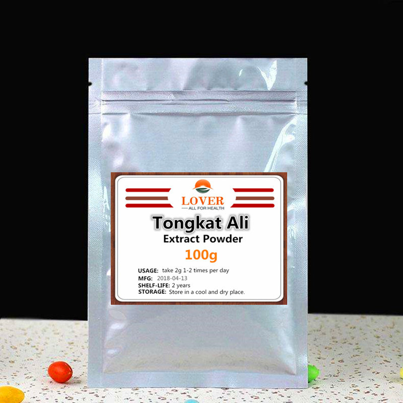 100g-1000g 100% Pure Tongkat Ali Root Extract Powder For Man,Eurycoma Longifolia,High Quality with Free shipping все цены