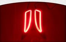 Osmrk led tail, brake light, rear turn signal, reflector, rear bumper light for toyota camry 2015-16