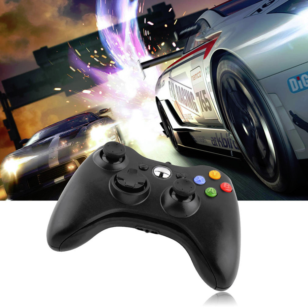 USB Wired Joypad Game Controller Gamepad for PC Game Controller for Microsoft Xbox & Slim 360 for</fon