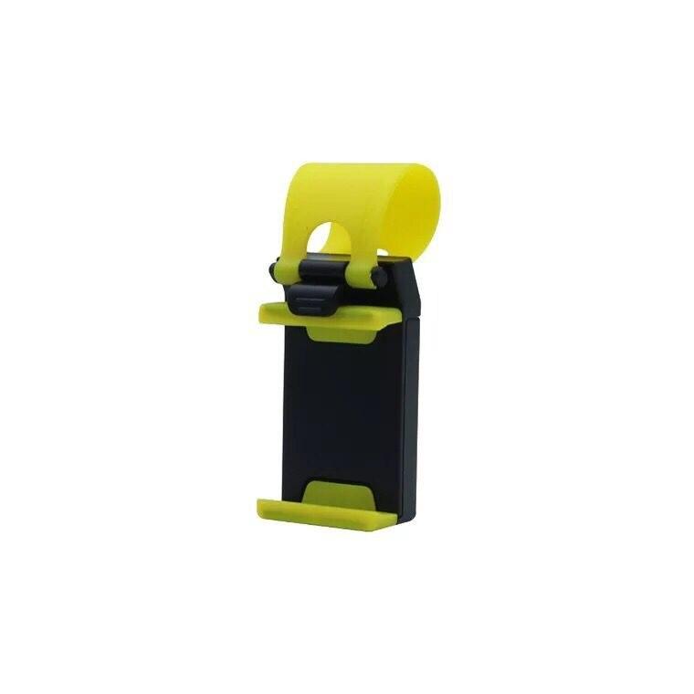 Universal Car steering wheel phone socket holder For Skoda octavia A2 A5 A7 Fabia Rapid Yeti Superb