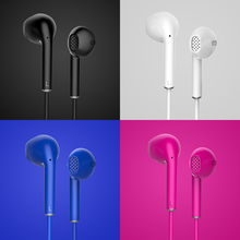 3.5mm Stereo Music In-Ear Earphone Portable Gaming Headset Bass Earbud Wired Headset with Microphone For Apple Earpod gorsun C32 3 5mm stereo music headphones portable earphone wired in ear headset no bluetooth with microphone for xiaomi iphone