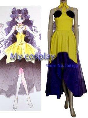 Anime font b Sailor b font font b Moon b font Luna Human font b Cosplay