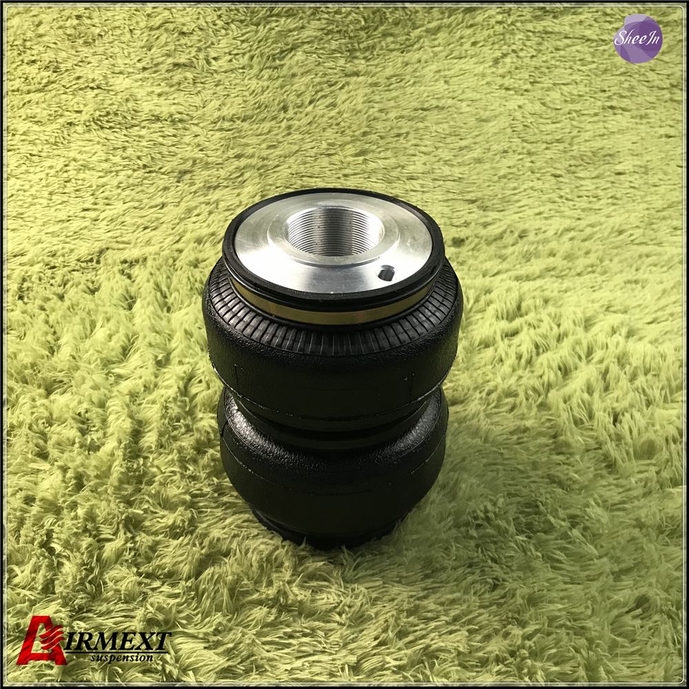 SN142187BL2-JM3-H/ Airlift 5813Fit JOM coilover(Thread M52*1.5-50)/Air suspension bellows airspring pneumatic /airbagSN142187BL2-JM3-H/ Airlift 5813Fit JOM coilover(Thread M52*1.5-50)/Air suspension bellows airspring pneumatic /airbag