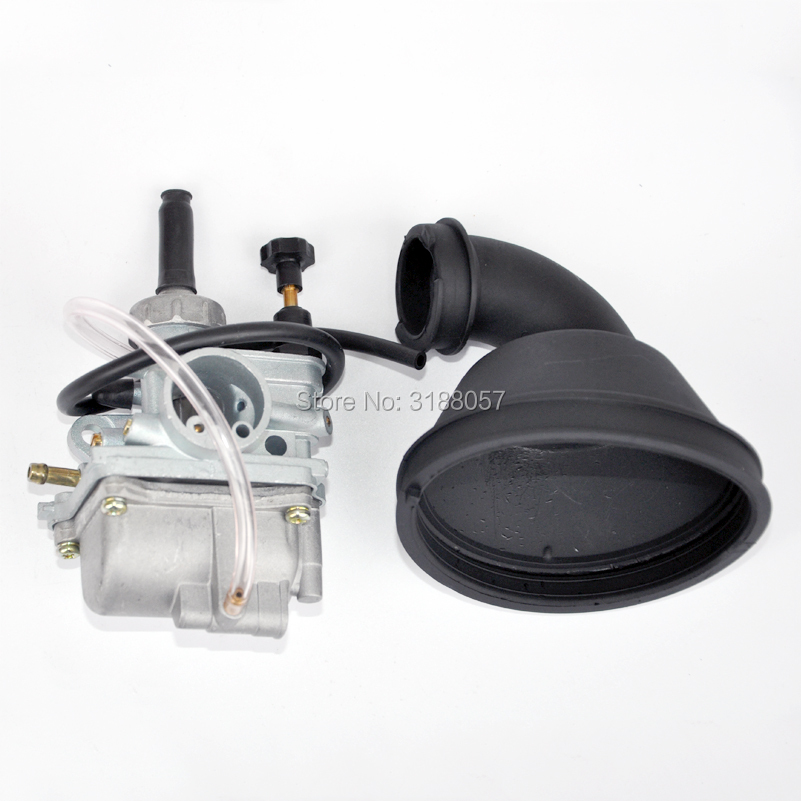 Intake Manifold with Carb Carburetor for SUZUKI LT80 LT 80 QUADSPORT ATV 87-06