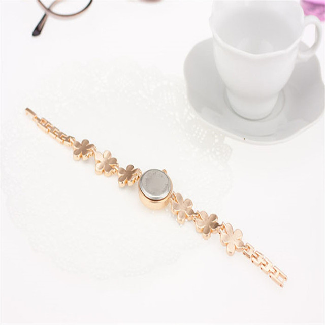 Rose Gold Bracelet Watches 2