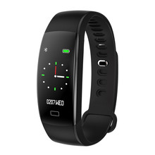 Sport Bluetooth Camera Wristband Blood Pressure Exercise Heart Rate Pedometer Smart
