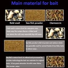 250g/Bag Carp Fishing Bait For Herabuna Fishing Taiwan Hand Rod Fishing Hera Dough Wild Carps Strong Fishy Taste Bait Additives