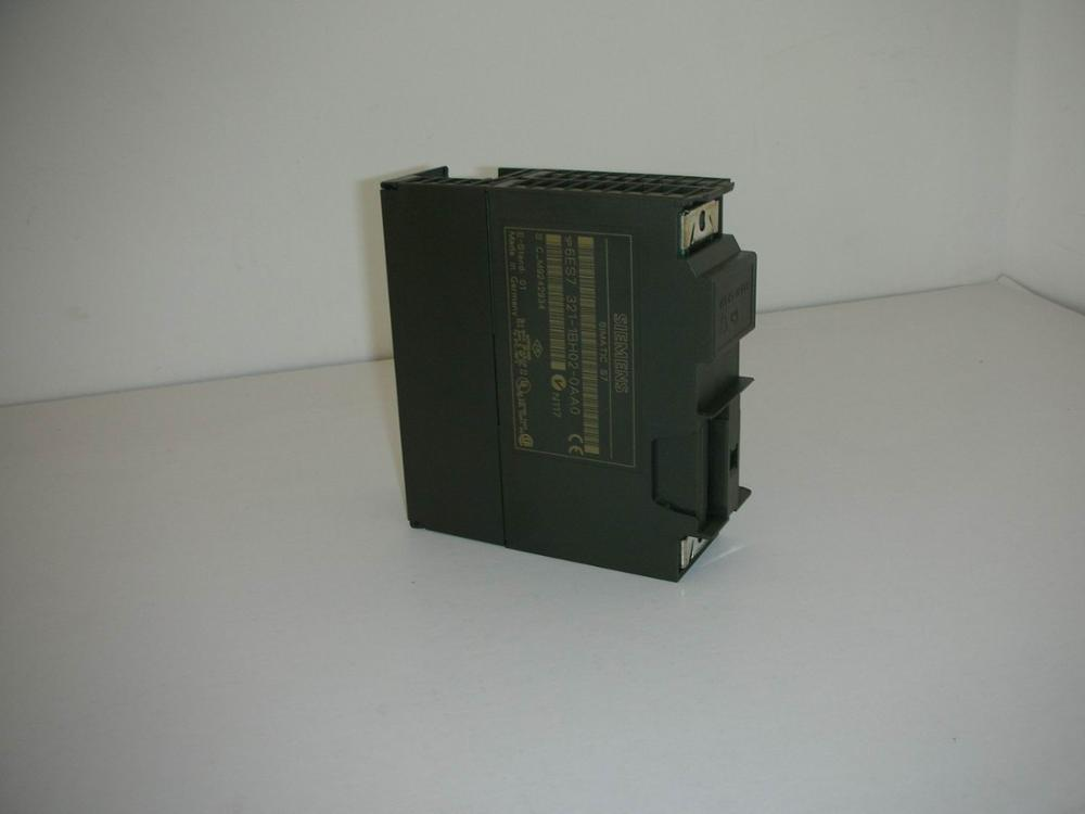 1PC USED * 6ES7321-1BH02-0AA0 6es7321 1bl00 0aa0 6es7 321 1bl00 0aa0 compatible smatic s7 300 plc fast shipping