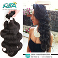 7A Grade Brazilian Virgin Hair Body Wave 1 Bundles  Unprocessed Hair High Quality 100% Brazilian Human Hair Weave Bundles