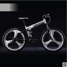 New brand  inch wheel carbon steel speed mountain bike outdoor