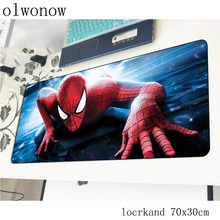 Spider Man mousepad gamer Boy Gift 700x300x3mm gaming mouse pad Personality notebook accessories laptop padmouse ergonomic