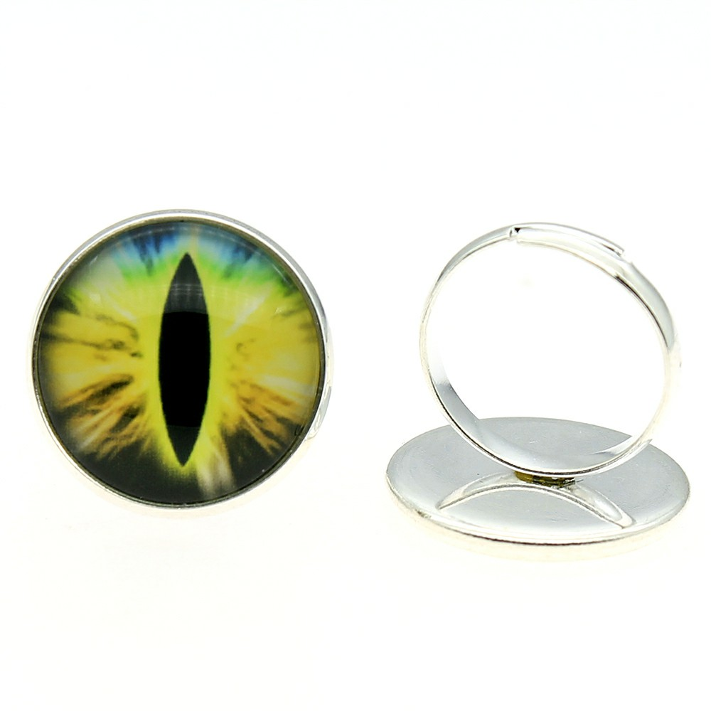 Ring Bronze Spider 20mm