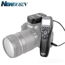 Youpro MC 292 DC0/DC2/N3/S2/E3/E2 2.4G Không Dây Điều Khiển từ xa LCD Hẹn Giờ màn trập Phát Hành Kênh dành cho Canon/Sony/Nikon/Fujifilm
