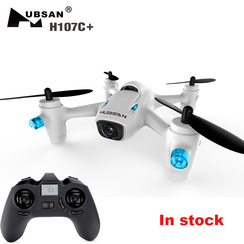 (In stock) Original Hubsan X4 Camera Plus H107C+ (H107C Plus ) 6-axis Gyro RC Quadcopter with 720P Camera RTF 2.4GHz 20pcs lot 55mm long propeller for hubsan x4 h107 h107c h107d quadcopter 10pair