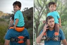 Hands Free Shoulder Carrier For Your Child