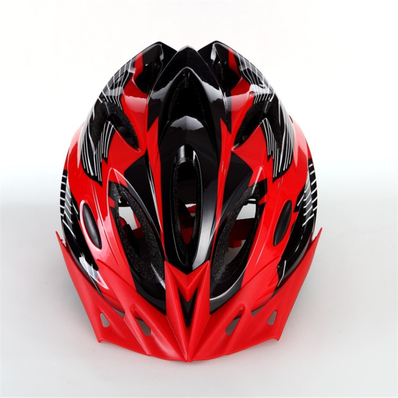 Lightweighted Adjustable Bicycle Bike Cycling Sports Safety Helmet Road riding or Mountain riding Breathable man woman helmet outdoor sports cycling mask bike riding variety turban magic bicycle designal scarf women scarves