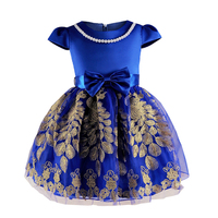 Dresses For Girls Clothes Summer Girls Dress Gown Kids Bridresmaid Wedding Dress Elegent Children Clothing Princess