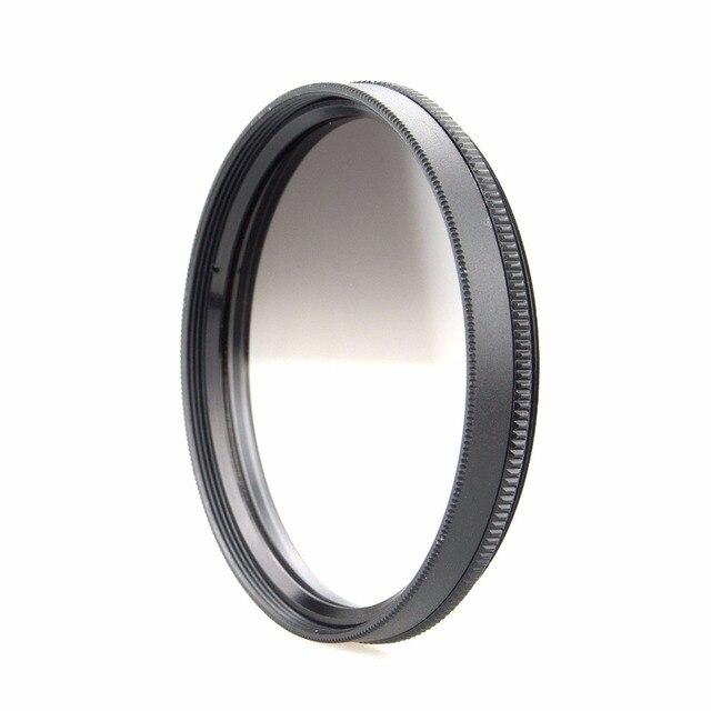 Vidrio óptico ND filtro de Densidad Neutra TIANYA 46mm ND8