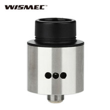 Original WISMEC IndeRemix RDA Atomizer JayBo's RDA Tank 510 thread Electronic Cigarette For Huge Vapor DIY Fun
