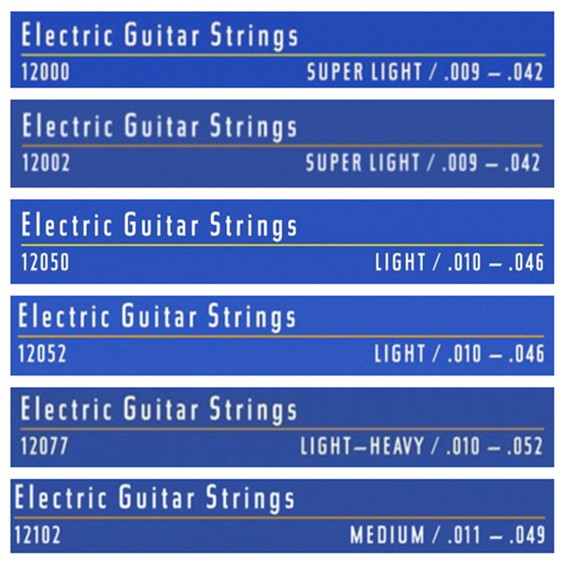 Nanoweb Guitar Strings 11027 11002 11052 16002 16027 16052 16077 16102  Acoustic  12052 12002 12077 12000 Electric Guitar