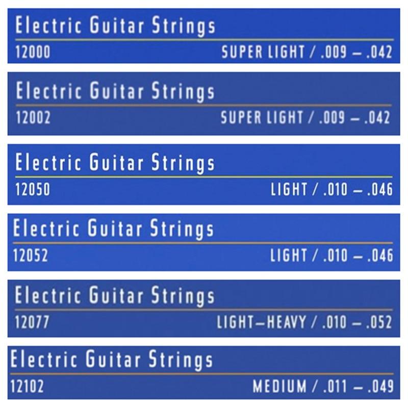 16002 16027 16052 16077 16102 Elixir Acoustic Nanoweb Phosphor Bronze Guitar Str