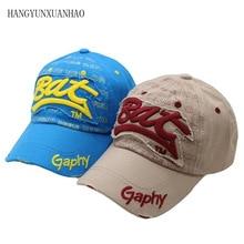 Summer Cotton Hat Women Baseball Caps Letters Casquette Adjustable Snapbacks Hip Hop Cap Men's Hats