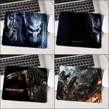 Mairuige Cool Movie Predator Warrior Pattern Alien Monster Printed MousePad Small Rubber Pc Computer Gaming Play Mat Mouse Pad(China)