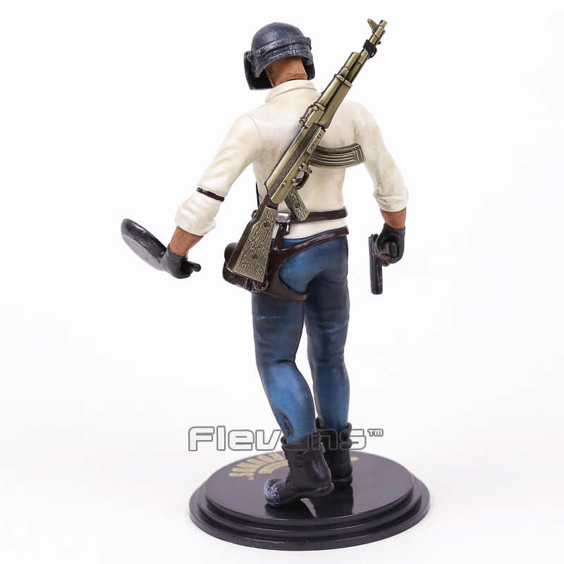 PUBG PlayerUnknown/'s Battlegrounds PVC Figure Collectible Model Toy