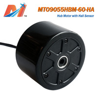 Maytech  4wd electric skateboard 90mm hub wheel motor for electric scrooser