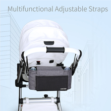 Stronge Baby Diaper Bag Multi-functional Mommy Nappy Hanging Storage Organizer For Carriage Care
