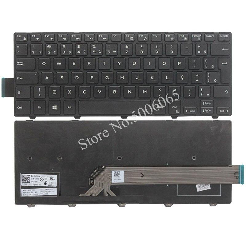 Backlit Canadian Keyboard for Dell Inspiron 5451 5455 5458 5452 5457 5459 5468