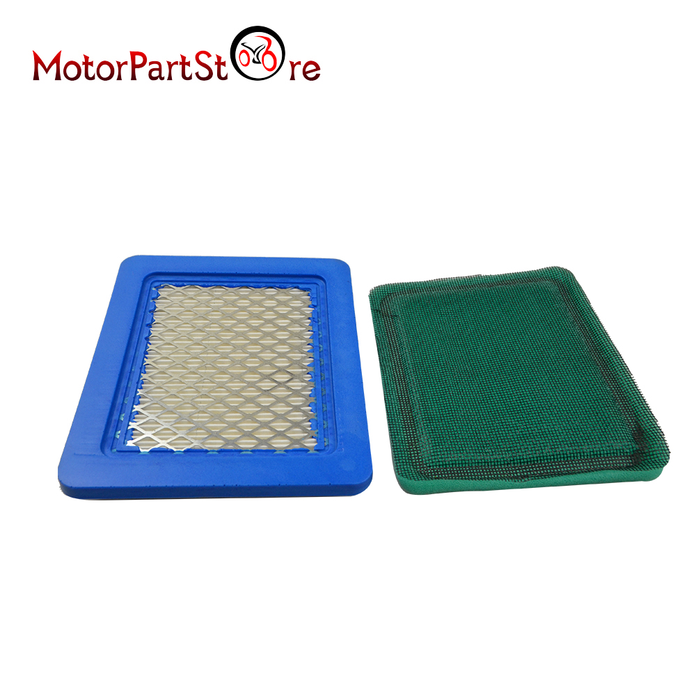 New Air Filter For Briggs & Stratton 491588 491588S 399959 5043 Pre Filter 493537 119-1909 20323New Air Filter For Briggs & Stratton 491588 491588S 399959 5043 Pre Filter 493537 119-1909 20323