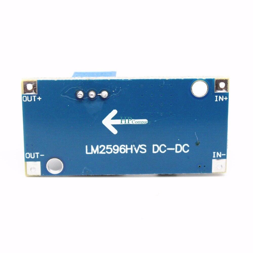 Image 4 - 50PCS 48V adjustable voltage regulator module DC DC LM2596HVS Enter 4.5 60V-in Integrated Circuits from Electronic Components & Supplies