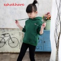 ESHAKHARE children tide brand sweater kanye style star with the section of clothing lovely trendy sweater