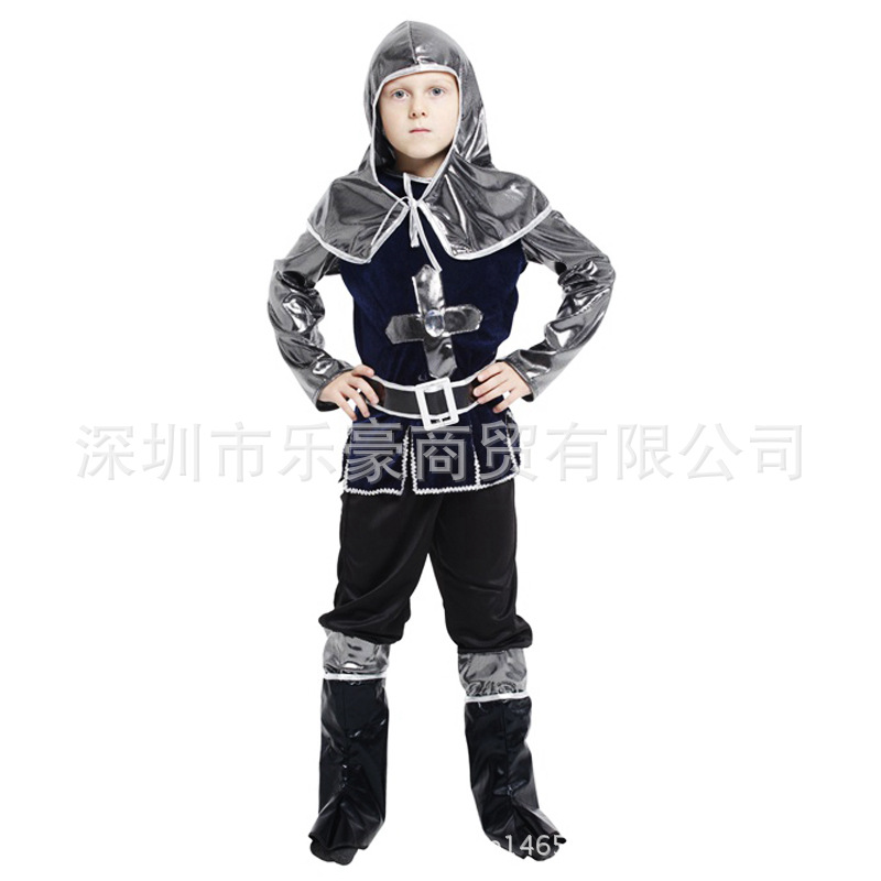 Halloween Costumes For Children Boys Kids Cosplay Costume Fantasia Disfraces Game Uniforms Kids Clothes Set kids boys pilot costume cosplay halloween set for children fantasia disfraces game uniforms boys military air force jumpsuit