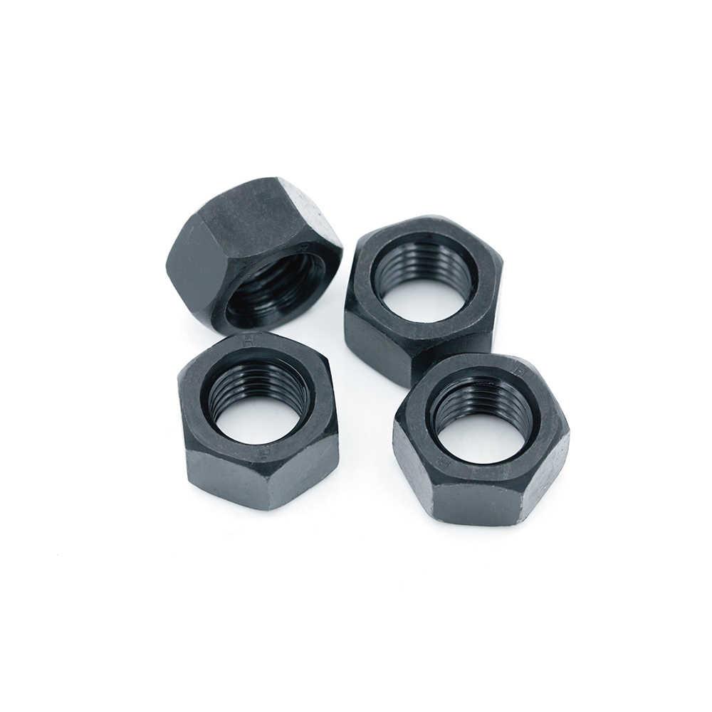 M16/x 1/de 50/piezas Rosca tuerca Fe 6/KT M13/x 1 Cabeza hexagonal Tuercas rosca fina M8/x 1 Tuerca galvanizado Forma Baja M10/x 1