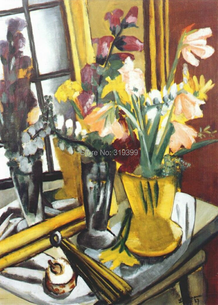100% handmade high quality oil painting reproduction on linen canvas by professional artist,floral-still-life-with-mirror-1927100% handmade high quality oil painting reproduction on linen canvas by professional artist,floral-still-life-with-mirror-1927