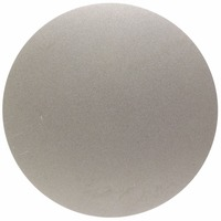 NO CENTER HOLE 8 Inch 200mm Grit 180 Medium Diamond Grinding Disc Wheel Coated Flat Lap