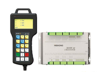Originele shanghai weihong NK105 G3 controlesysteem cnc router DSP controlesysteem met ATC functie