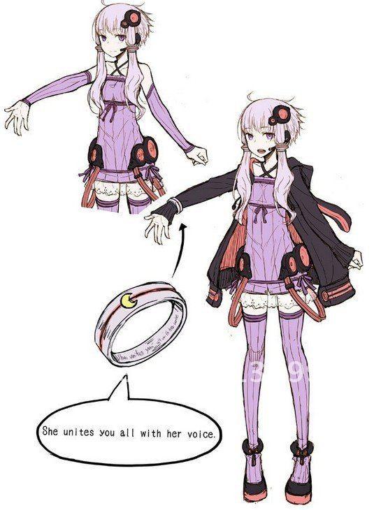 Yuzuki Yukari Vocaloid Wiki Voice synthesizer Meiko Kaito