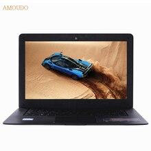 Amoudo 14 дюймов Intel Core i5 CPU 4 ГБ RAM + 240 ГБ SSD + 750 ГБ HDD Windows 7/10 система Быстрого Бега Ультратонкий Ноутбук Ноутбук