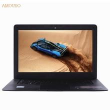 Amoudo 14inch Intel Core i5 CPU 4GB RAM+240GB SSD+750GB HDD Windows 7/10 System Fast Running Ultrathin Laptop Notebook Computer