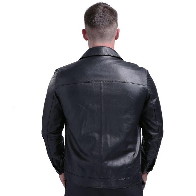 Couro Men Manteau De Aibianocel Pur Masculina Mouton 4xl En Coat 1615 Peau Veste Cuir Véritable Printemps Réel Hommes Leather Pour Jaqueta UZrxqw7Z